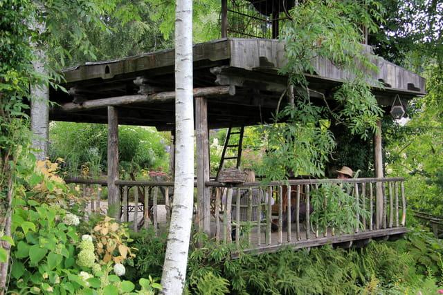 jardin de berchigranges par samuel wernain sur l 39 internaute. Black Bedroom Furniture Sets. Home Design Ideas