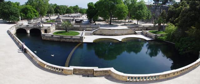 Jardin de la fontaine