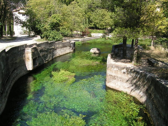Jardin de Petrarque