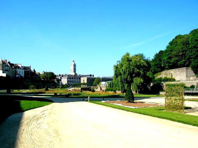 Jardin de Vannes