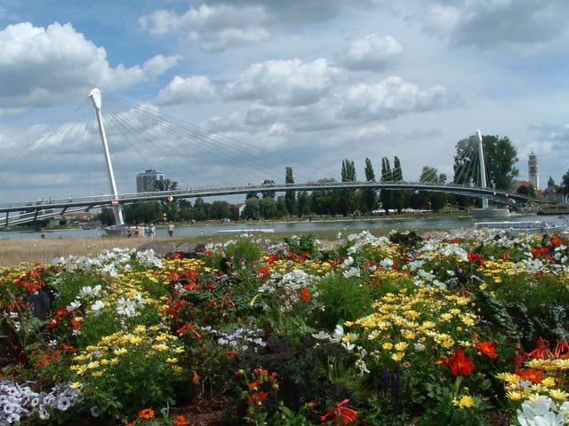 Jardin des deux rives