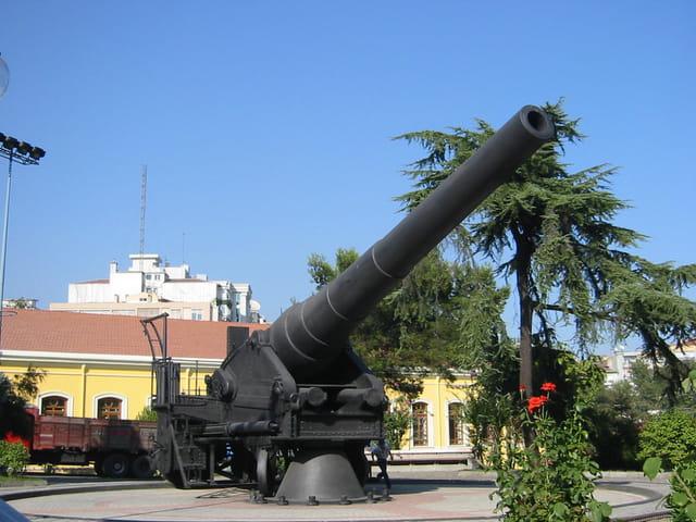 Jardin du musée de l'armée
