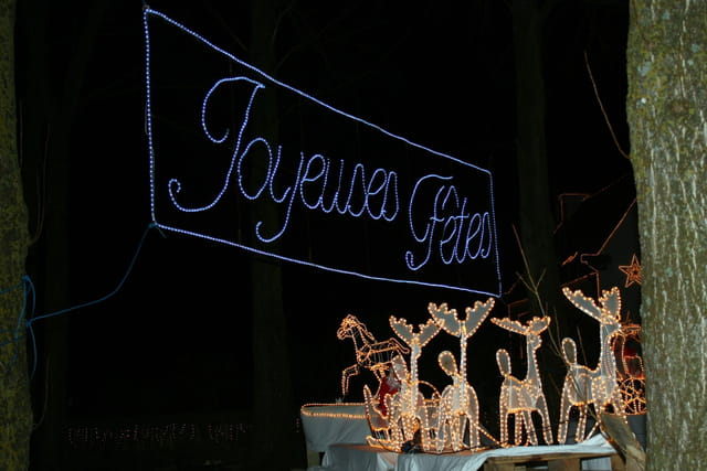 Jardin du père Noël5