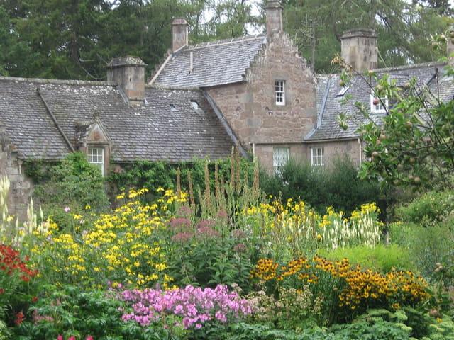 Jardin Ecossais
