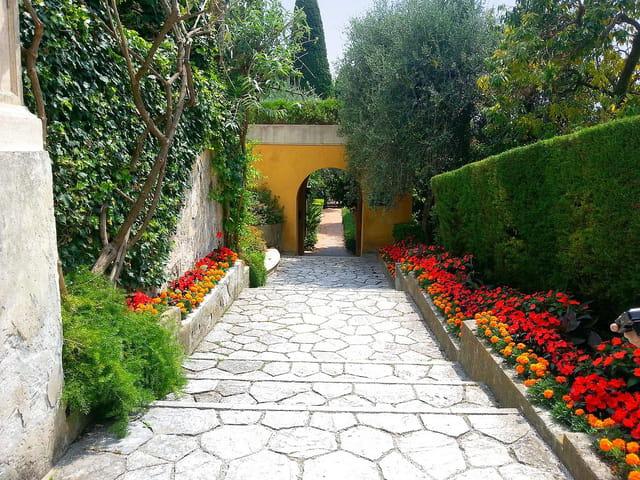 jardin espagnol et florentin 1 par jean pierre marro sur