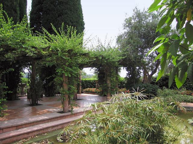 Jardin espagnol et florentin 14 par jean pierre marro for Jardin en espagnol