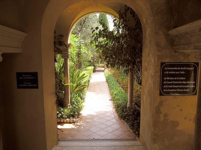 Jardin Espagnol et Florentin (5)