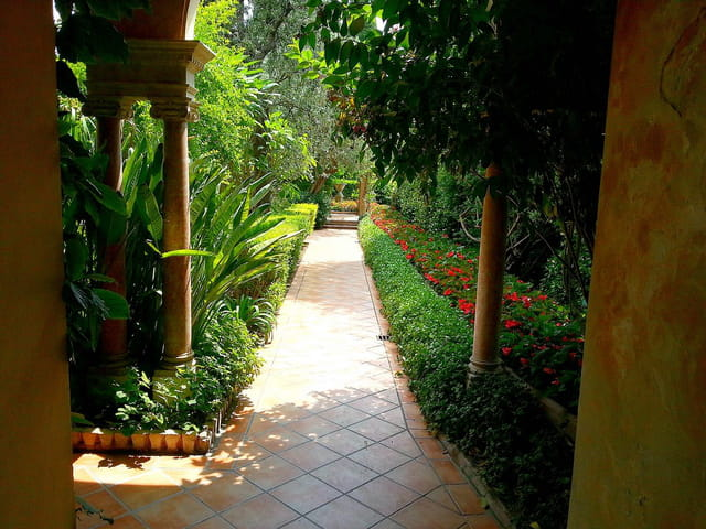 Jardin Espagnol et Florentin (8)