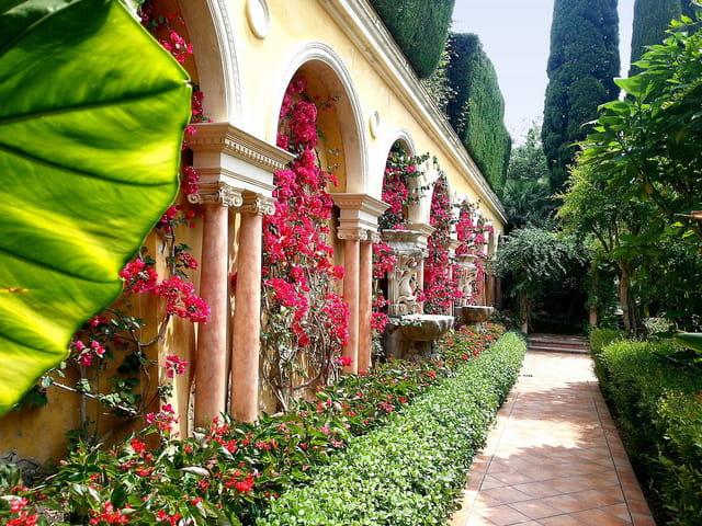 Jardin Espagnol et Florentin (9)