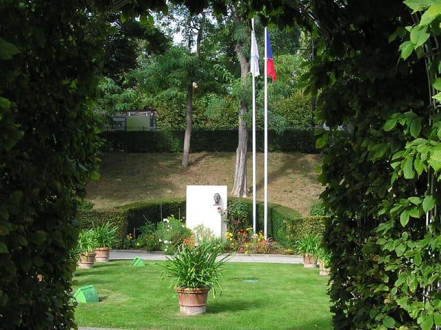 Jardin hôtel de ville
