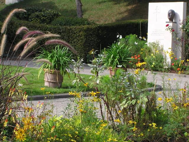Jardin hôtel deville