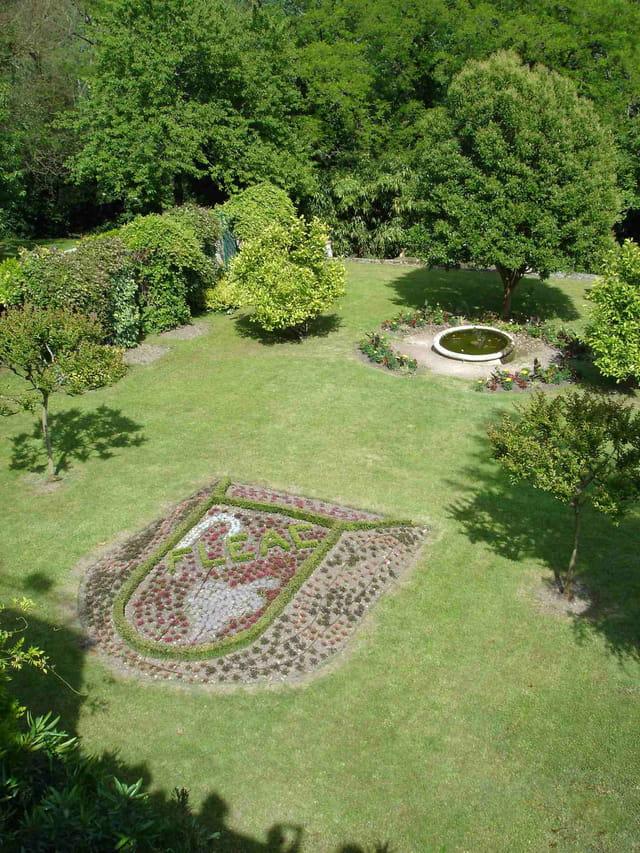 Jardin public de fléac