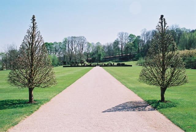 Jardins de l'Abbaye de Valloires