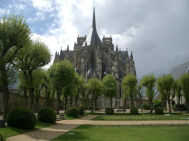 Jardins de l'Evêché d'Orléans