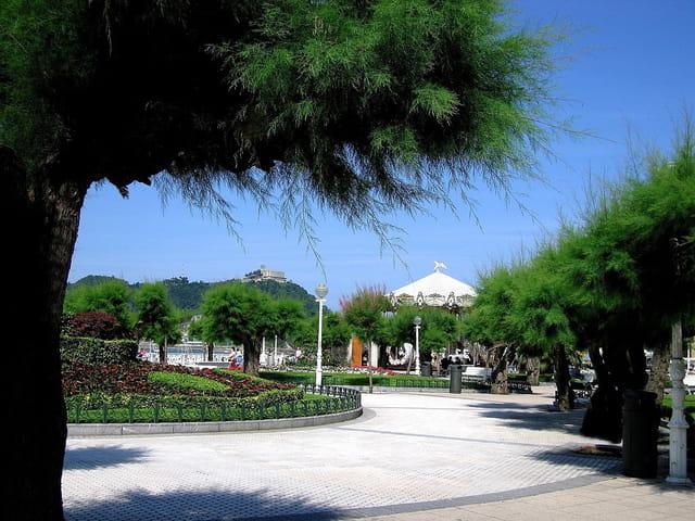 Jardins de l'hôtel de ville-San Sebastian (12)