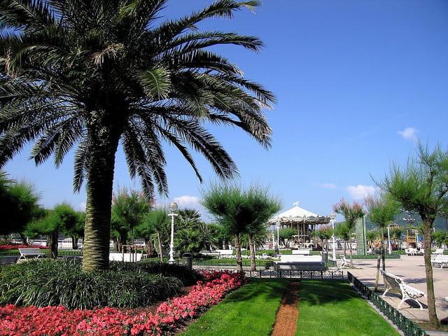 Jardins de l'hôtel de ville-San Sebastian (14)