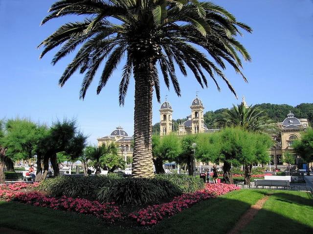 Jardins de l'hôtel de ville-San Sebastian (17)