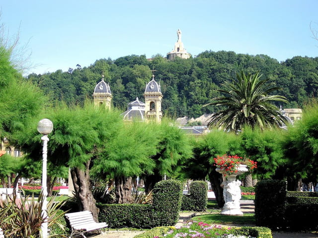 Jardins de l'hôtel de ville-San Sebastian (4)