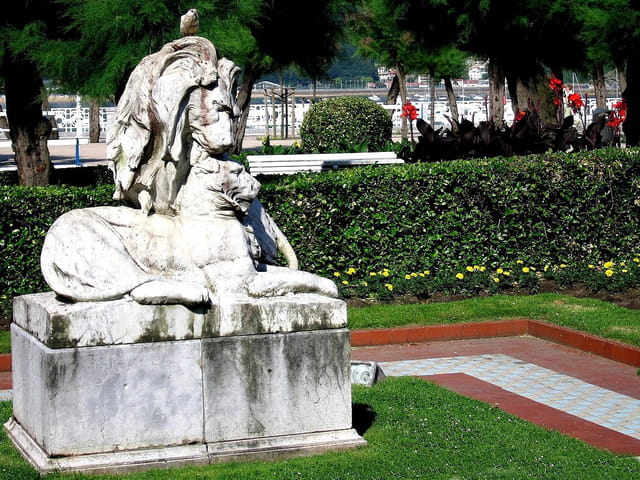 Jardins de l'hôtel de ville-San Sebastian (5)