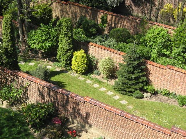 Jardins de  ville