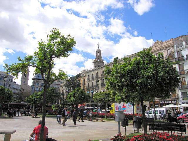 Jardins Place de la Cathédrale (1)