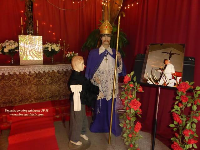 Jean-Paul II exposition la confirmation