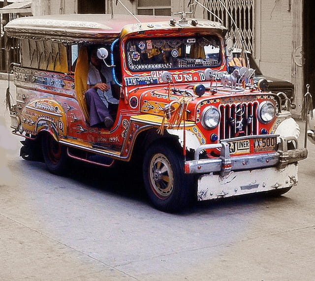 Jeepney ...