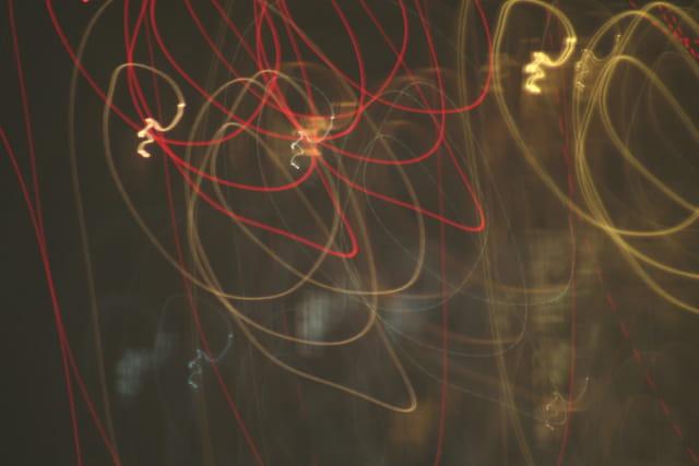 jeu de lumières