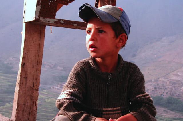 Jeune Berbère