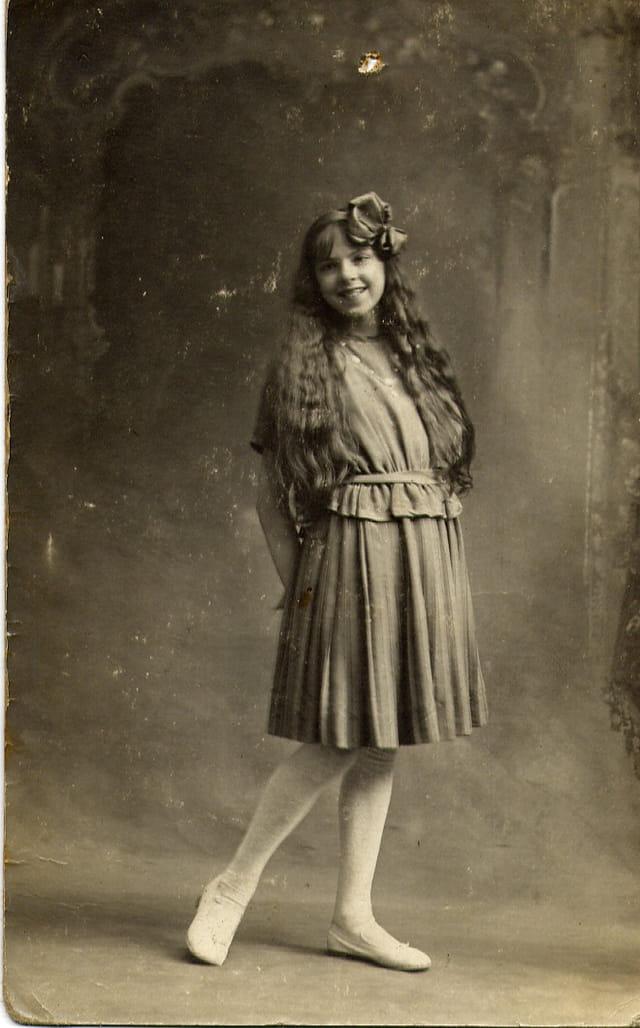 Jeune fille