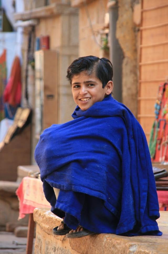 Jeune indien