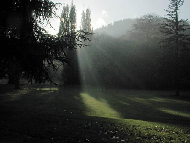 Jeux de lumière