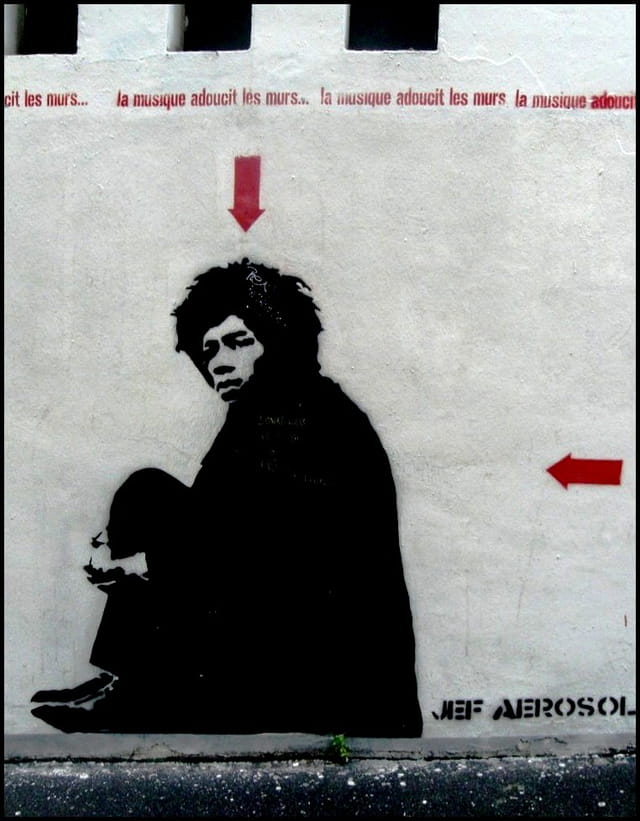 Jimi Hendrix défie le monde de la musique