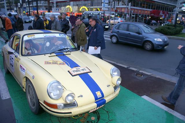 Jm bussolini sur porsche 911 1965