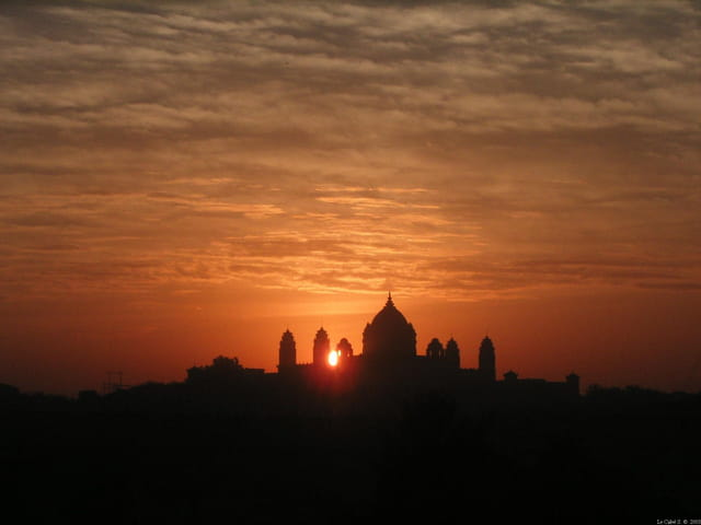 Jodhpur-sunrise