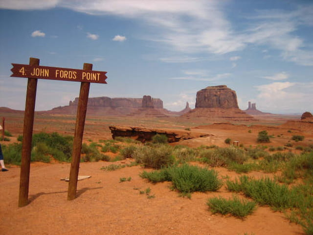 John Ford's Point