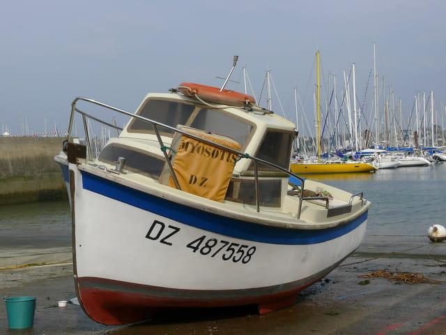 Joli nom pour un bateau