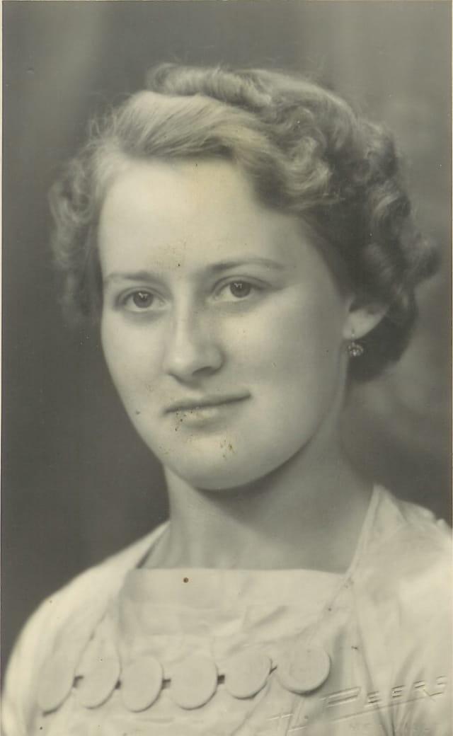Jolie tante Yvonne
