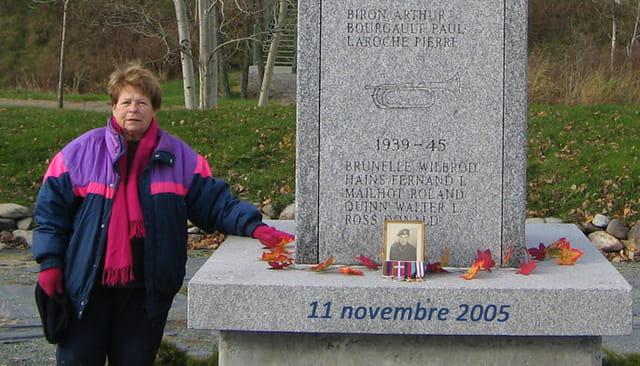 Jour du souvenir 2005