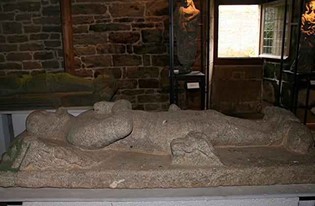 Journée du patrimoine au château de Kerjean, Chapelle funéraire 2
