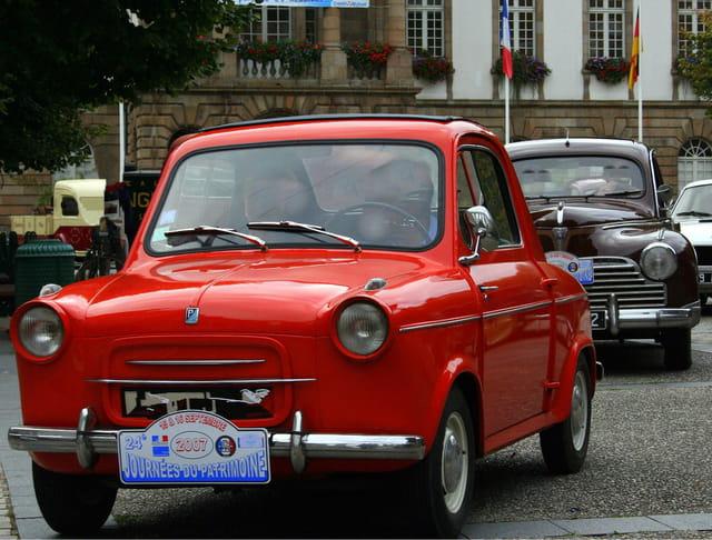 Journée du patrimoine, Fiat.
