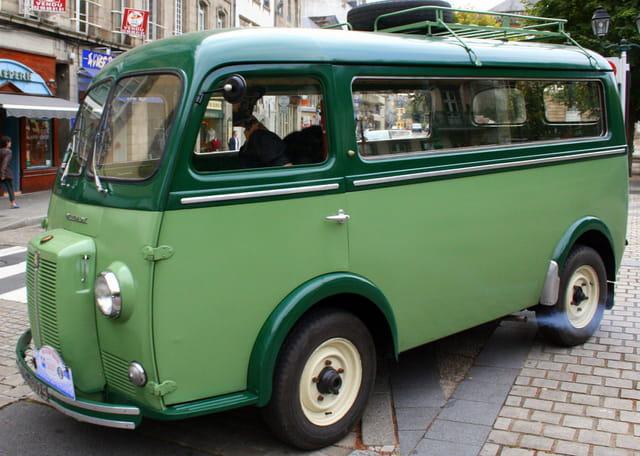 Journée du patrimoine, mini bus Peugeot, 8 places