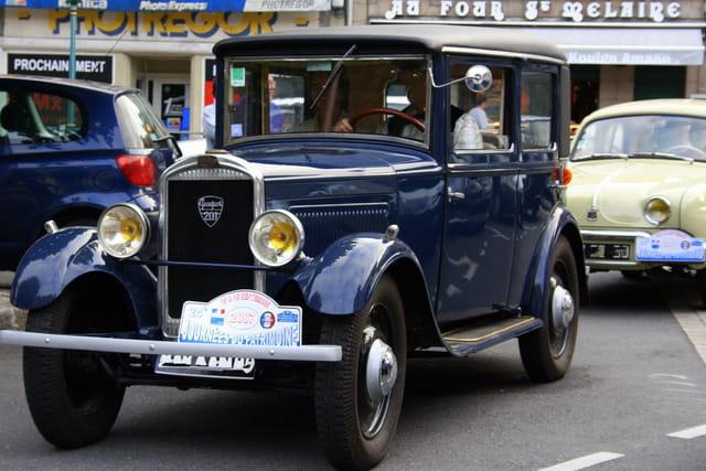 Journées du patrimoine, Peugeot 201