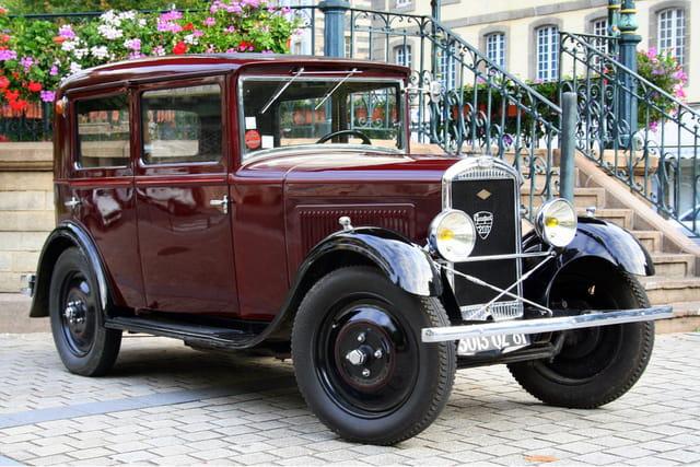 Journées du patrimoine. Peugeot 201