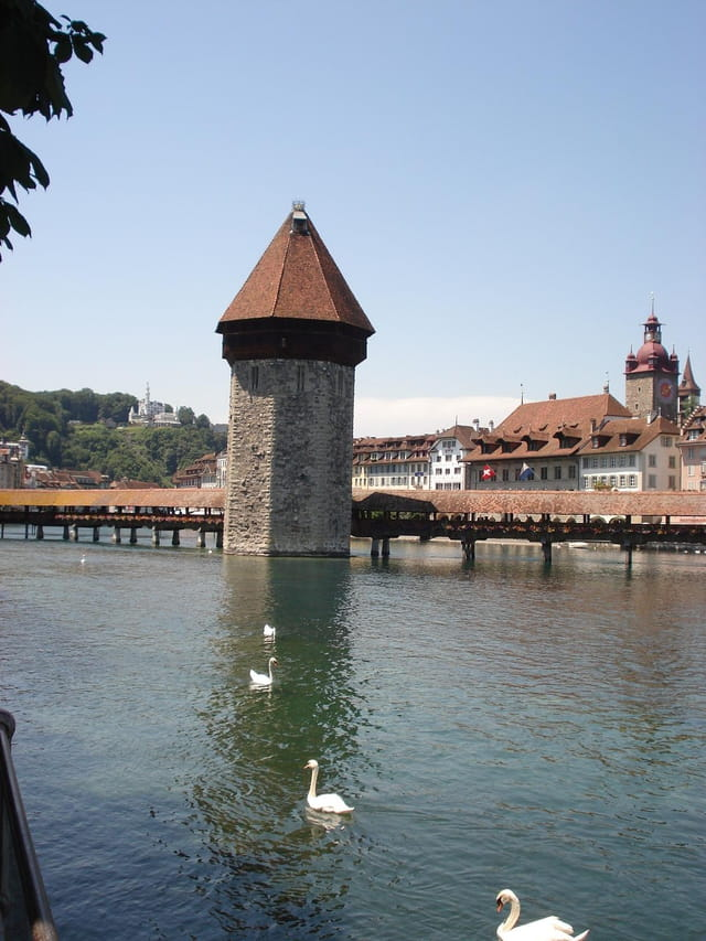 Kappel Brucke -Lucerne ( Luzern)