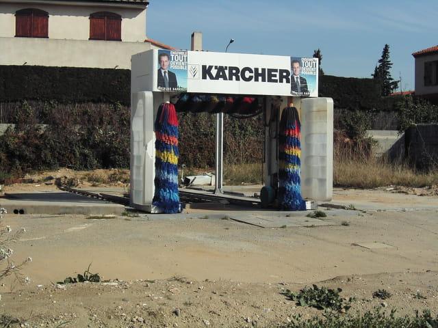 Karcher sponsorisé