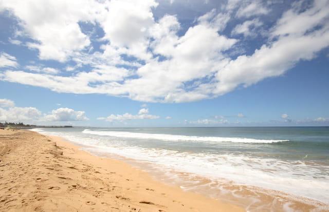 Kekaha beach!