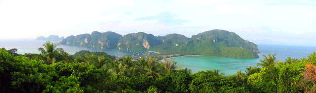 Kho Phi Phi perle d'Asie