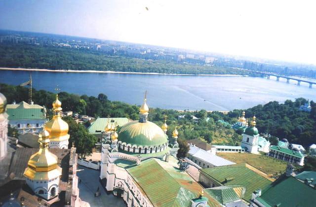 Kiev la verte