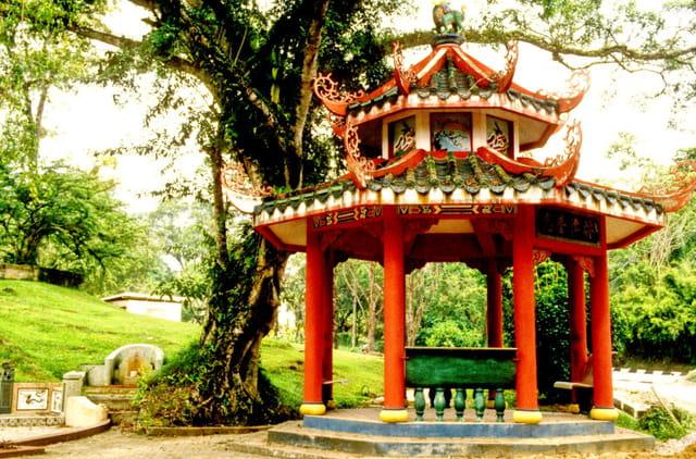 Kiosque chinois